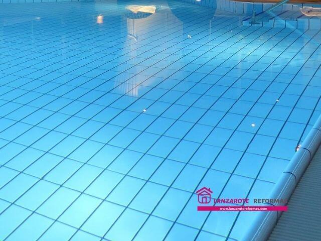 Reformas piscinas lanzarote